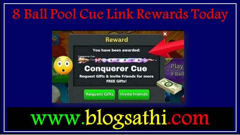 8-ball-pool-cue-link-rewards-today