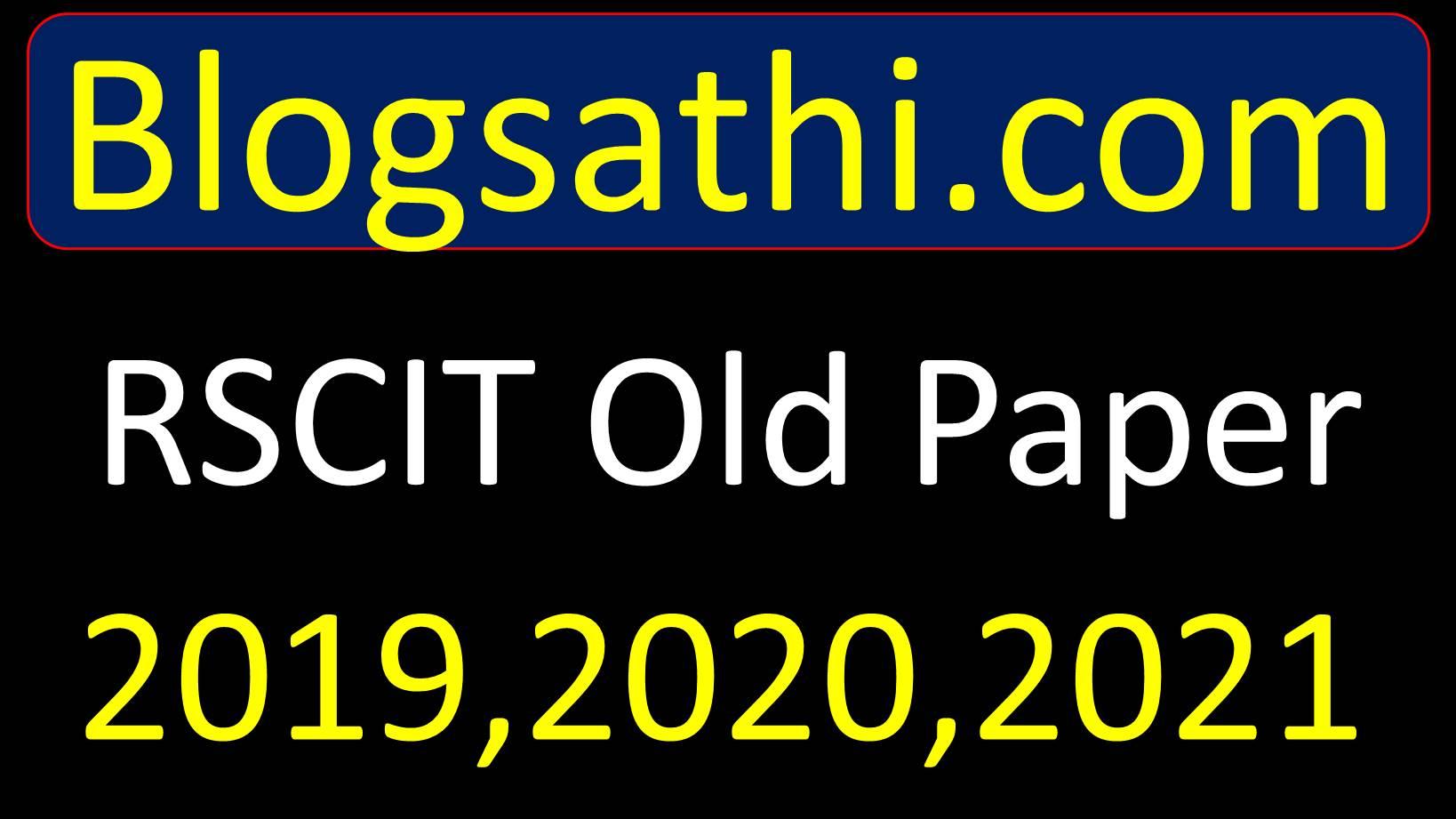 RSCIT-OLD-PAPER